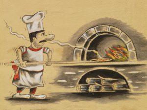Kaminholz Pizzaria