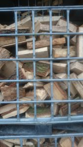 Brennholzlieferung Wahlitz